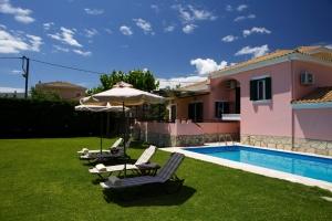 Anthemis Villas & Apartments Lefkada Villa Ioanna
