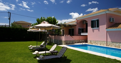 Anthemis Villas & Apartments Lefkada Villa Ioanna